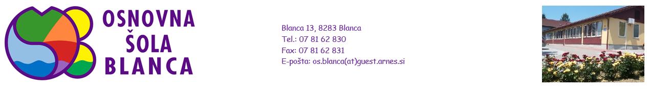 Osnovna šola Blanca